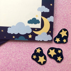 Midnight Sky Letter Set