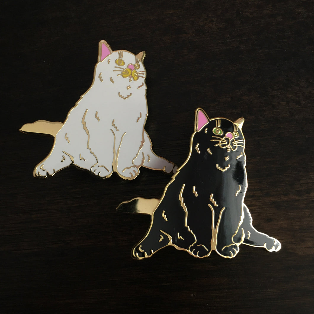 The Chonkiest Hard Enamel Pin