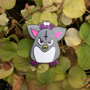 Adopt Me NOW! Hard Enamel Pin