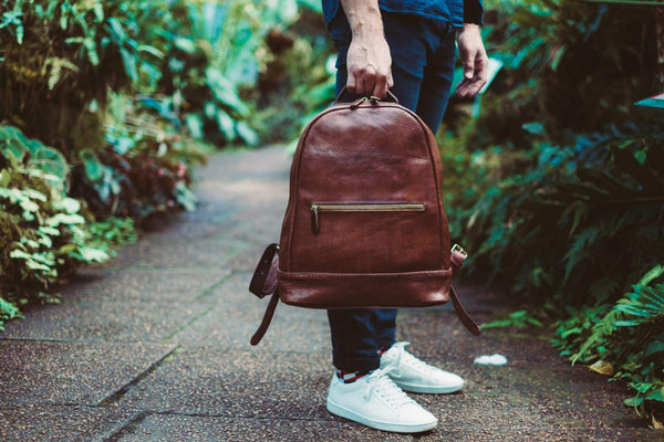 15 Best Leather Camera Backpacks | Sunny 16