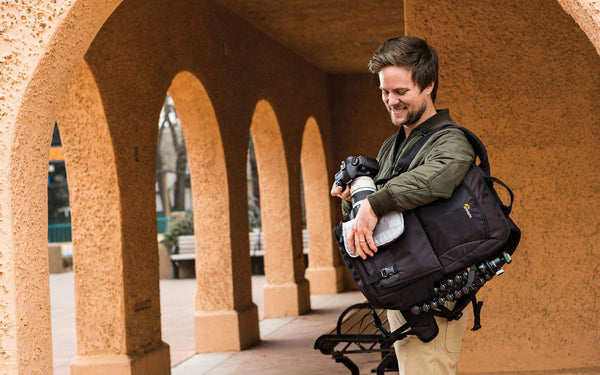 9 Best Side Access Camera Backpacks | Sunny 16