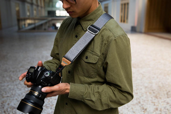 The Best Camera Straps: Wrist, Waist, Shoulder and Dual | Sunny 16