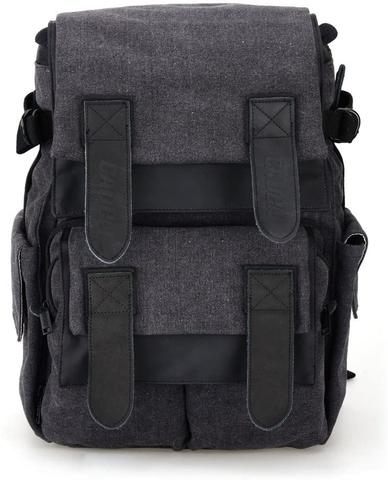 Best Canvas Camera Backpacks — Caden M5 Canvas Camera Backpack — Sunny 16