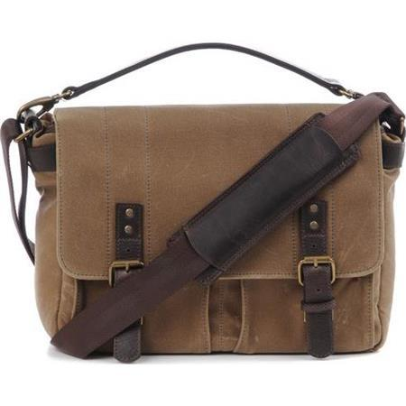 Best Canvas Camera Bags — Ona Prince Street Messenger Bag — Sunny 16