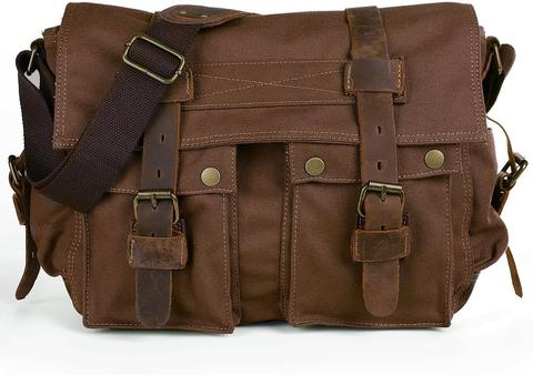 Best Canvas Camera Bags — Peacechaos Canvas Camera Bag — Sunny 16