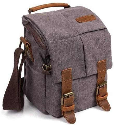 Best Canvas Camera Bags — RUN ANT Canvas Camera Bag — Sunny 16