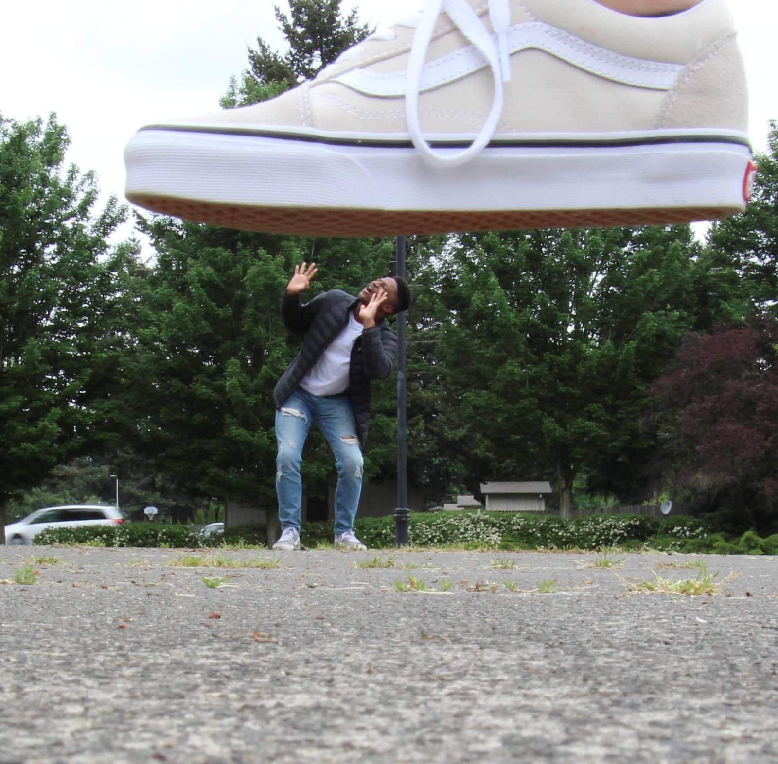 Best Forced Perspective Photography Examples for Photographers — Foot Stomp — Sunny 16