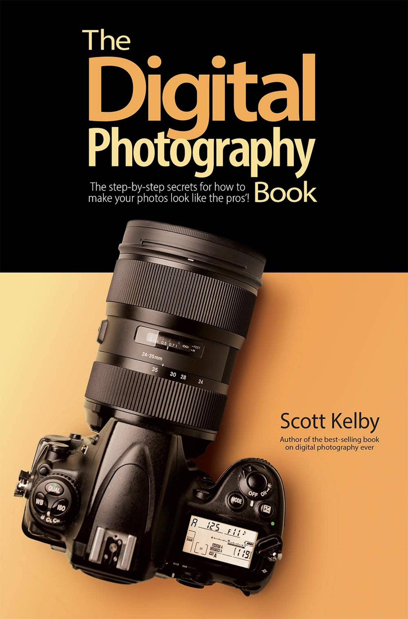 Best Photo Gifts for Photographers - Ideas Photographer Lovers - Digital Photography Book