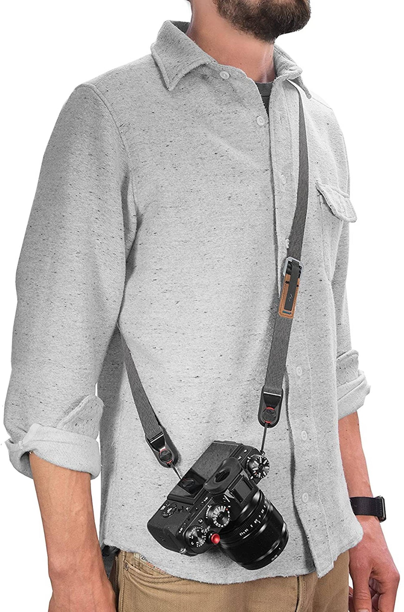Best Photo Gifts for Photographers - Ideas Photographer Lovers - Peak Design Camera Strap