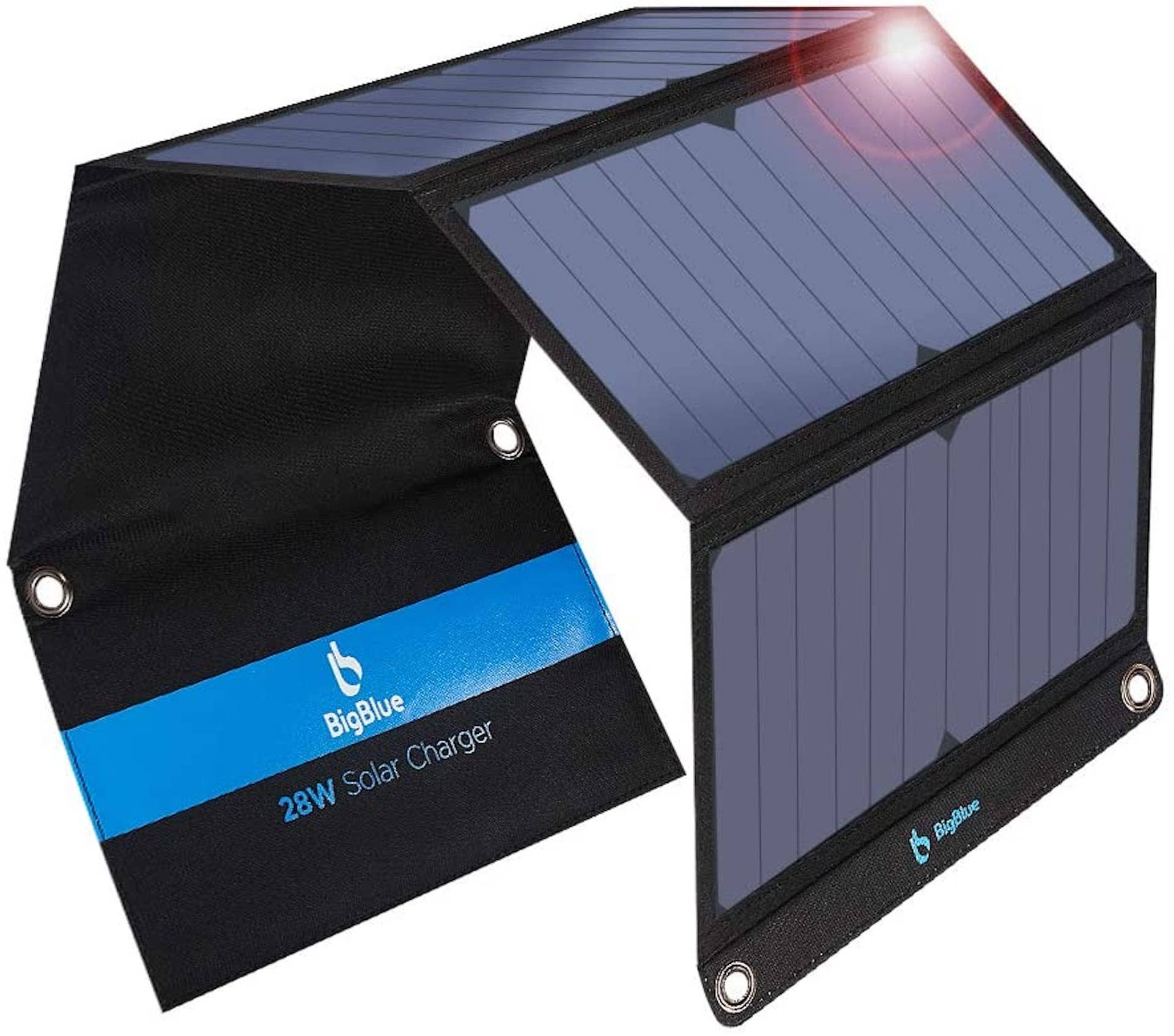 Best Photo Gifts for Photographers - Ideas Photographer Lovers - Solar Charger