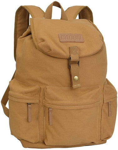 Best Vintage Backpack - Caden