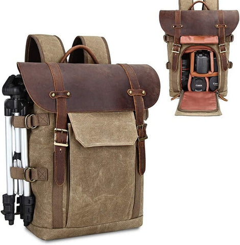 Best Vintage Backpacks - Kattee Vintage