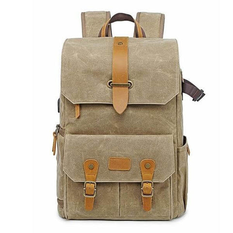 Best Vintage Backpacks - The Voyager