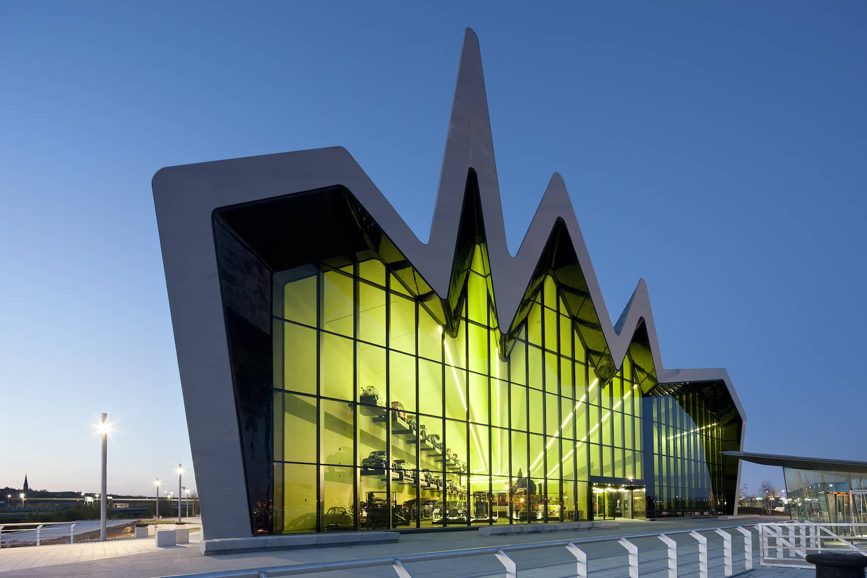 Exterior Architecture Photography - Museum Tips and Tricks