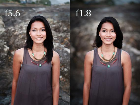 Flash Photography Tips — Controlling Aperture Settings — Sunny 16