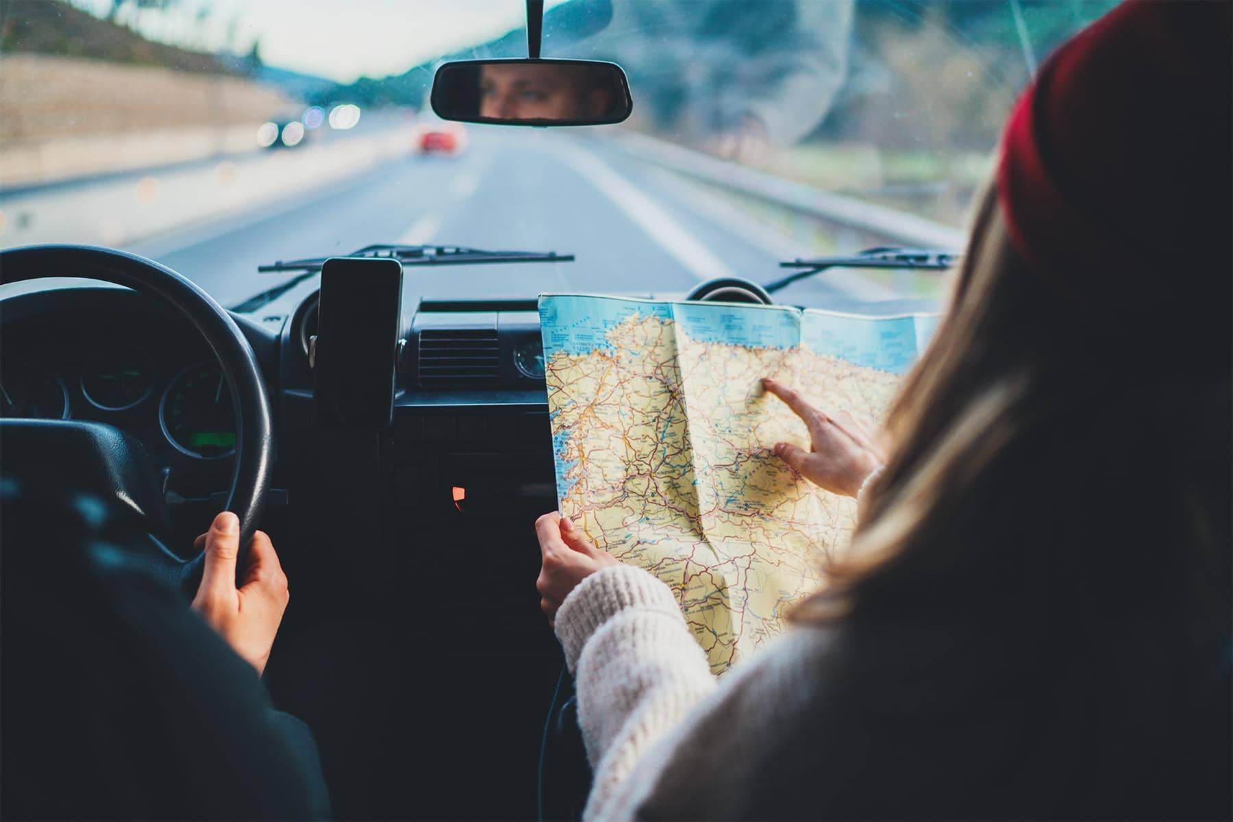 How to Plan a Road Trip - How do you Plan a Road Trip - Long Road Trip Planning