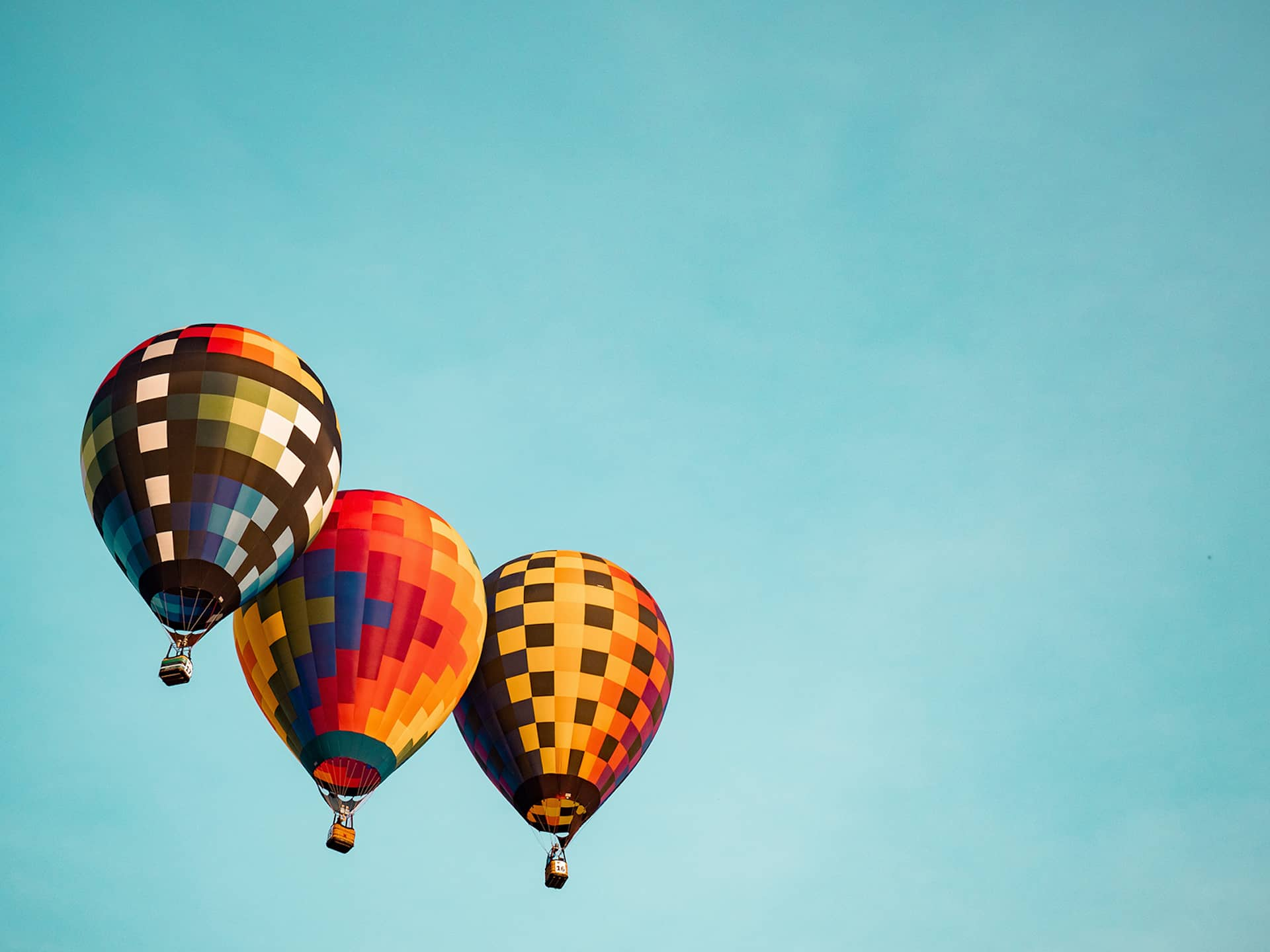 Photography Tips for Beginners — Hot Air Balloon — Sunny 16