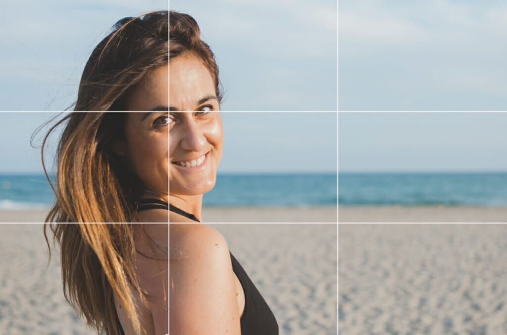 Rule of Thirds in Photography - Rule of Thirds Forth Example - Sunny 16