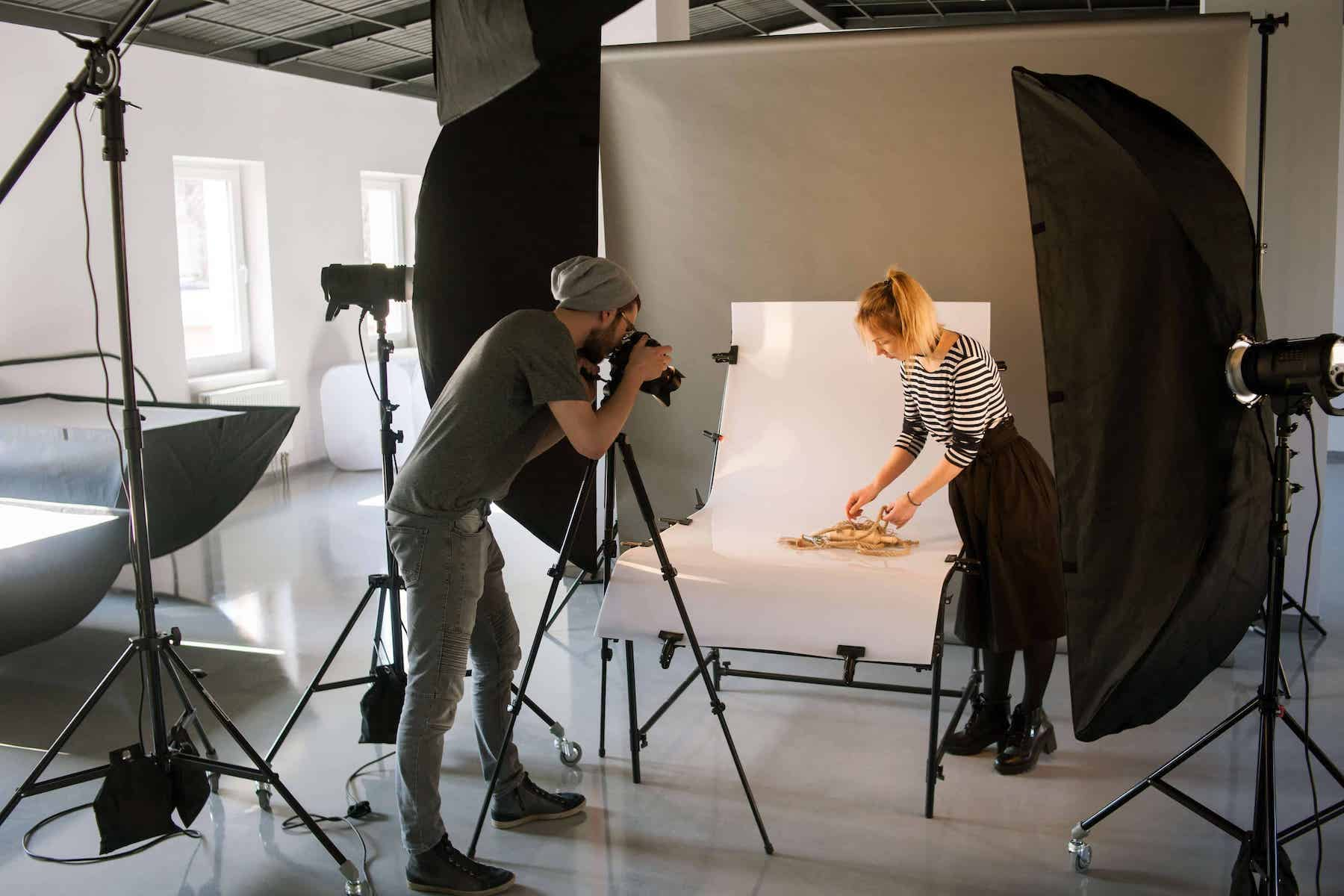 What is Commercial Photography - Define Product Photography