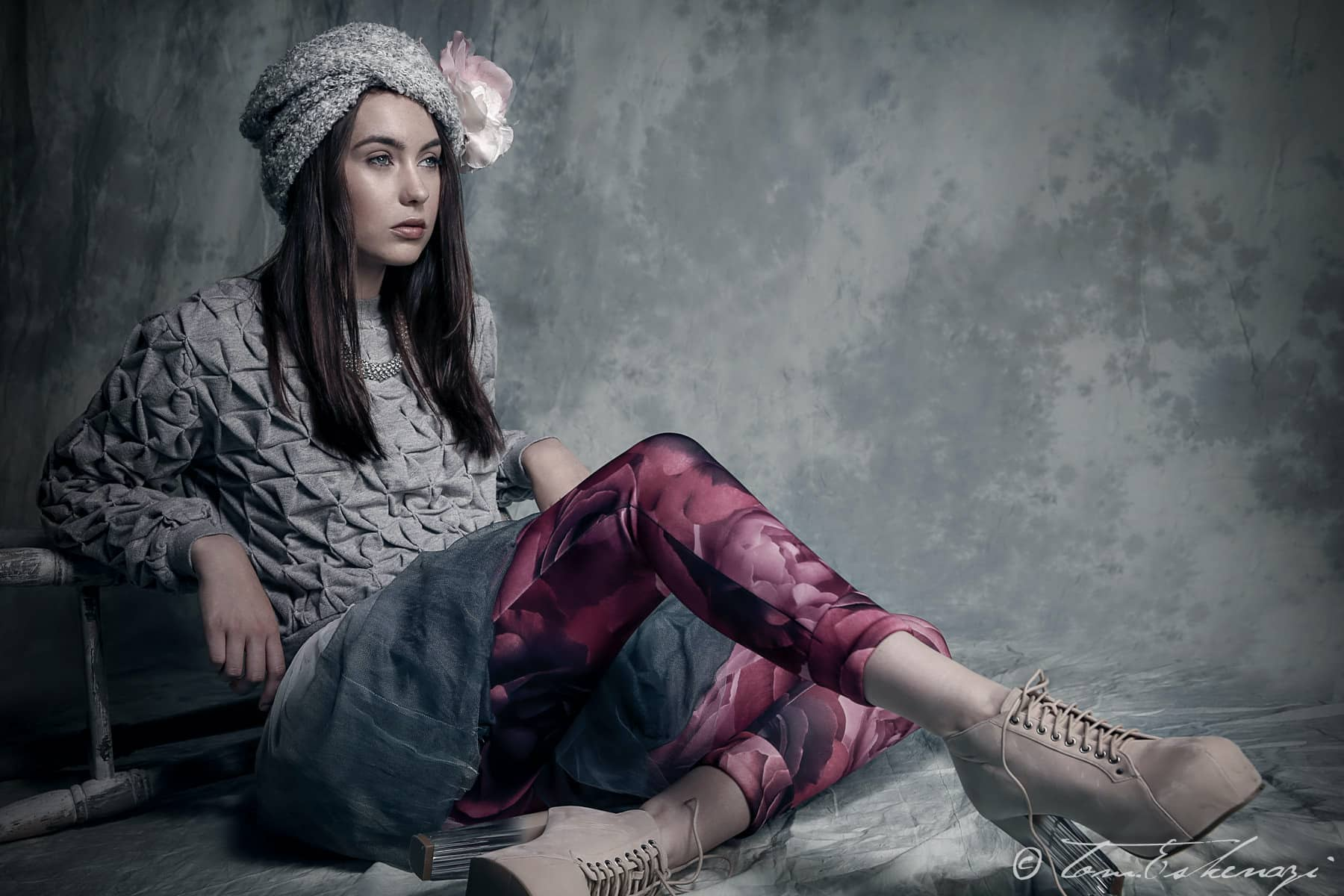 What is Commercial Photography Photographers - Fashion Photography Portrait