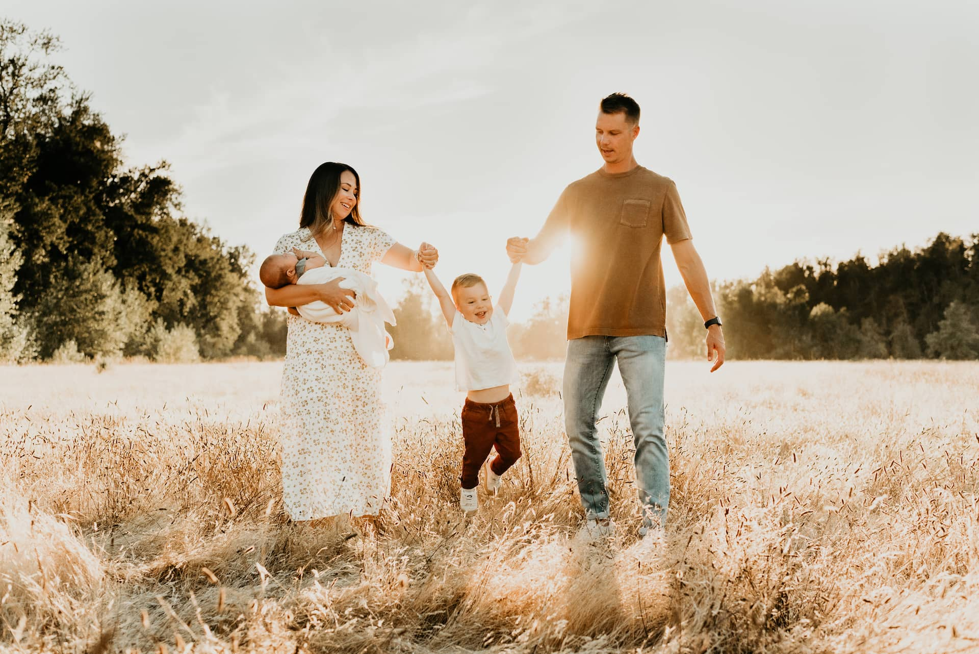 When is Magic Hour Photography - Golden Hour Lighting