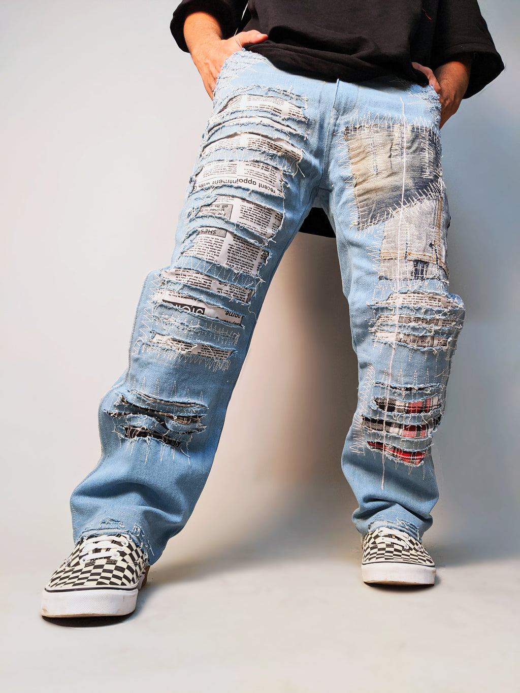 Rugged Jeans (Unisex)