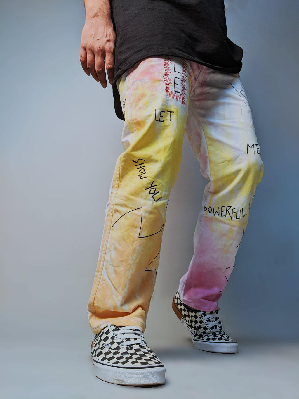 Artwork Denim Jeans (Unisex)