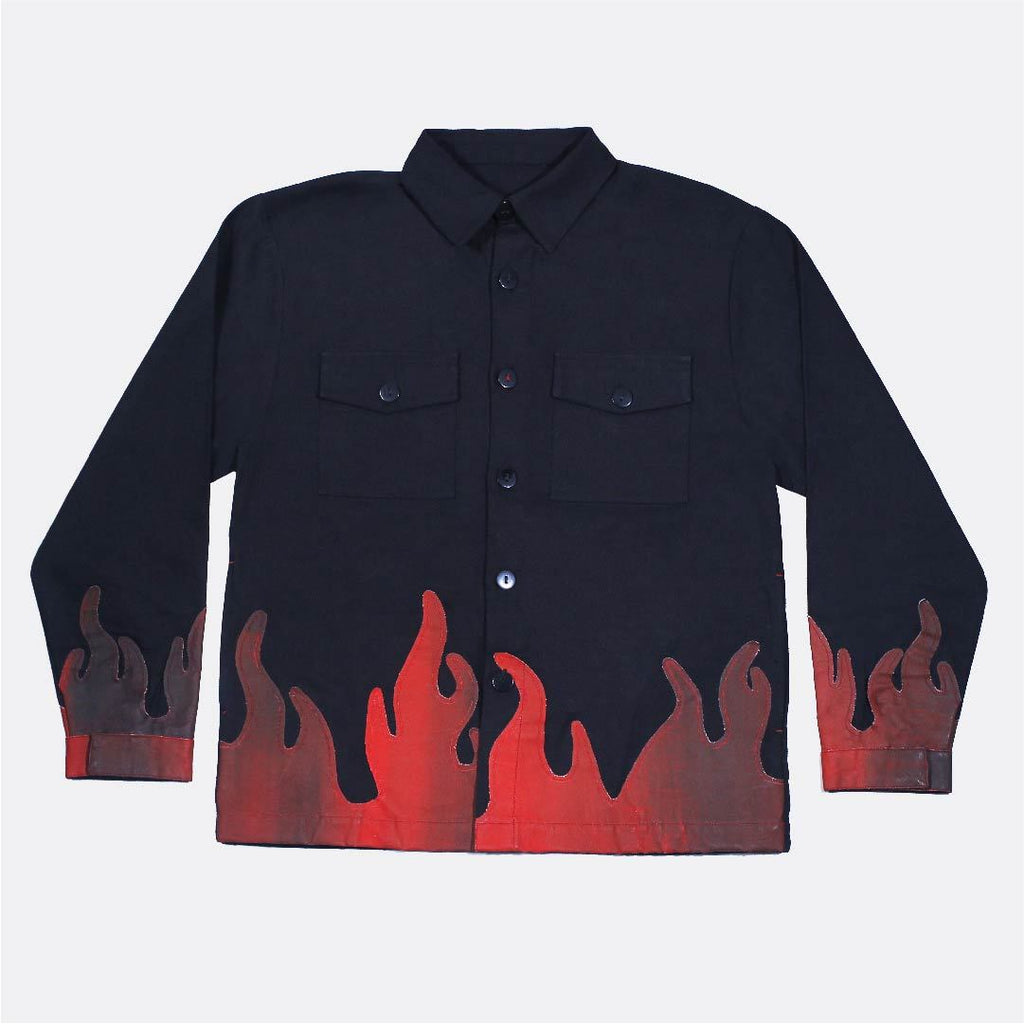 Black Molotov Jacket