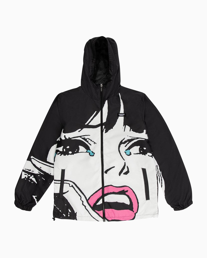 CRY WINDBREAKER