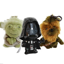 "Load image into Gallery viewer, Star Wars 4"" Plush  keyring"