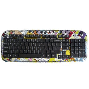 Official Disney Mickey Mouse Comic Strip Computer Keyboard