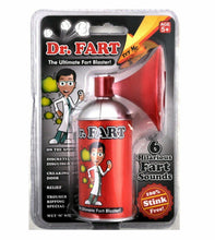 Load image into Gallery viewer, Dr Fart The Ultimate Fart Blaster!