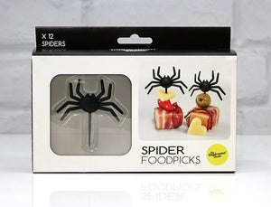 Spider Food Picks