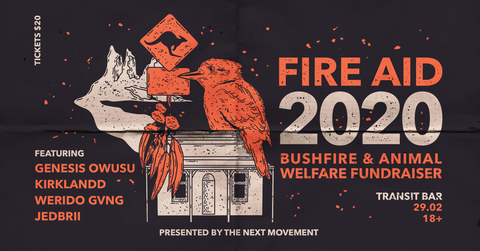 Fire Aid 2020 Bushfire and Animal Welfare Fundraiser
