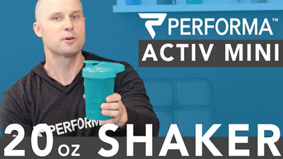 The Best 20oz Protein Shaker