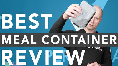 "BEST Meal Container Review (You Won't Believe Which ""Leak Free"" Container Cracks Under Pressure)"
