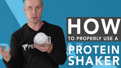 How To Use a Protein Shaker (Properly!!!)