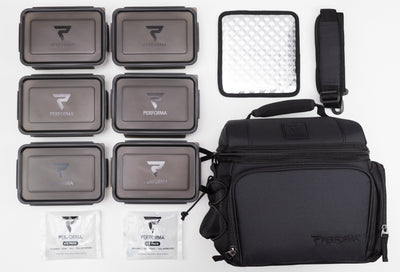 Meal Prep Bag Comparison: PERFORMA™ MATRIX vs. 6 PACK INNOVATOR MINI
