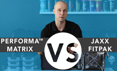 Jaxx FitPak VS PERFORMA™ Matrix: Meal Prep Bag Review
