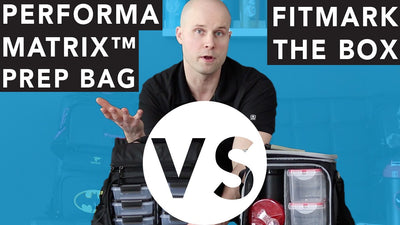 Meal Management Bag Comparison: PERFORMA™ MATRIX vs. Fitmark™ The Box