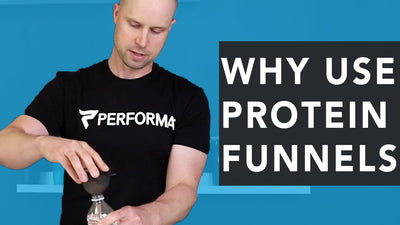 Supplements On-The-Go: PERFORMA™ Protein Funnel