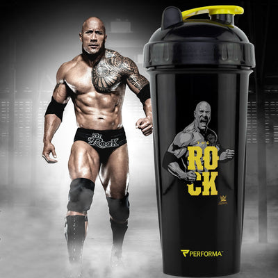 New WWE The Rock Shaker Cup