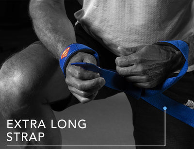 Lifting Straps: When and How to Use Them & What Type to Buy