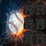 3 Meal Cooler Bags, MLB Collection, Performa USA