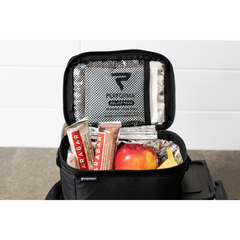 3 Meal Cooler Bag, Snack Compartment, Performa USA