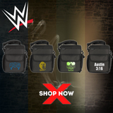 3 Meal Cooler Bags, WWE Collection, Performa USA