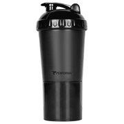 PLUS Shaker Cup, 24oz, Black - PERFORMA™ USA