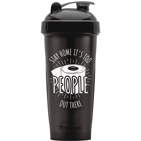 Classic Shaker Cup, 28oz, Stay Home - PERFORMA™ USA