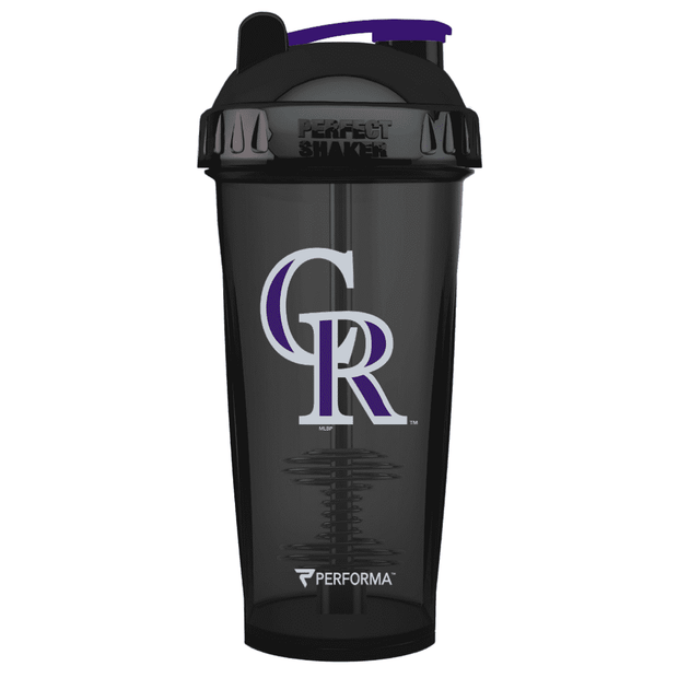 Classic Shaker Cup, 28oz, Colorado Rockies - PERFORMA™ USA