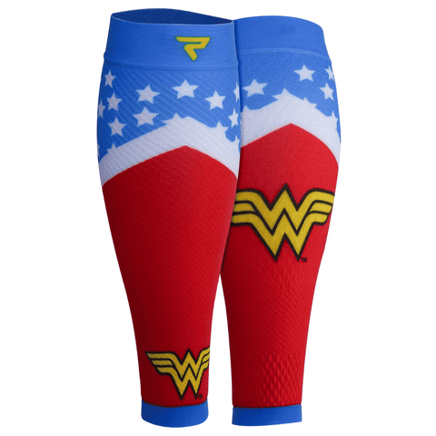 Calf Sleeves, 1 Pair, Wonder Woman - Medium - PERFORMA™ USA